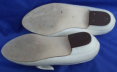 Girls bridesmaids shoes size 11 Katz Flat Heel Fancy dress Xmas Angel Princess